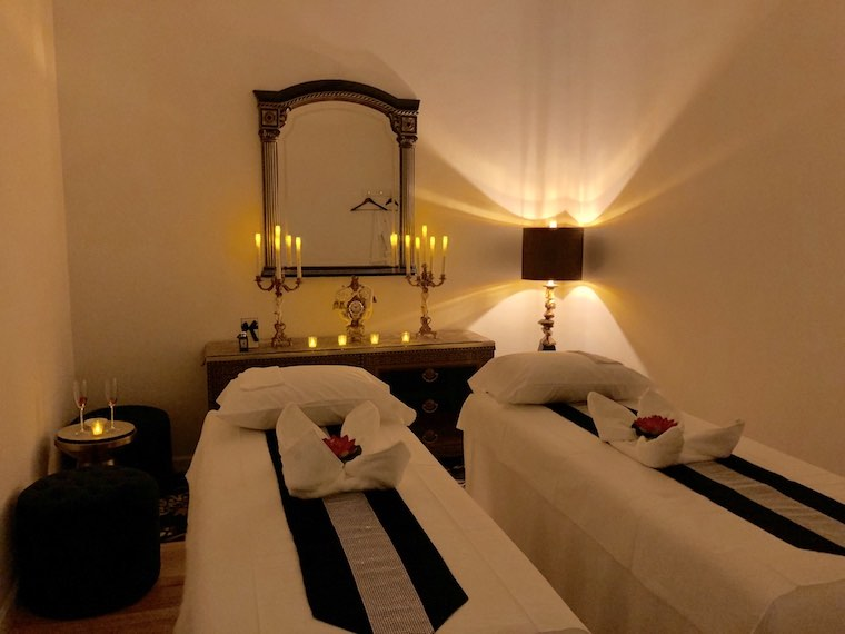 Massage Midtown NYC - Luxury Massage Therapy (w/ Free Champagne)